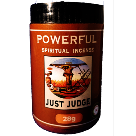 Just Judge Incense Powder