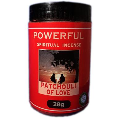 Patchouli of Love Incense Powder
