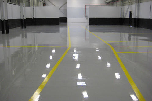 HPR Epoxy Floor Coating 143-HB