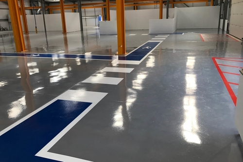 HPR Polyurethane Floor Coating 143-PWB