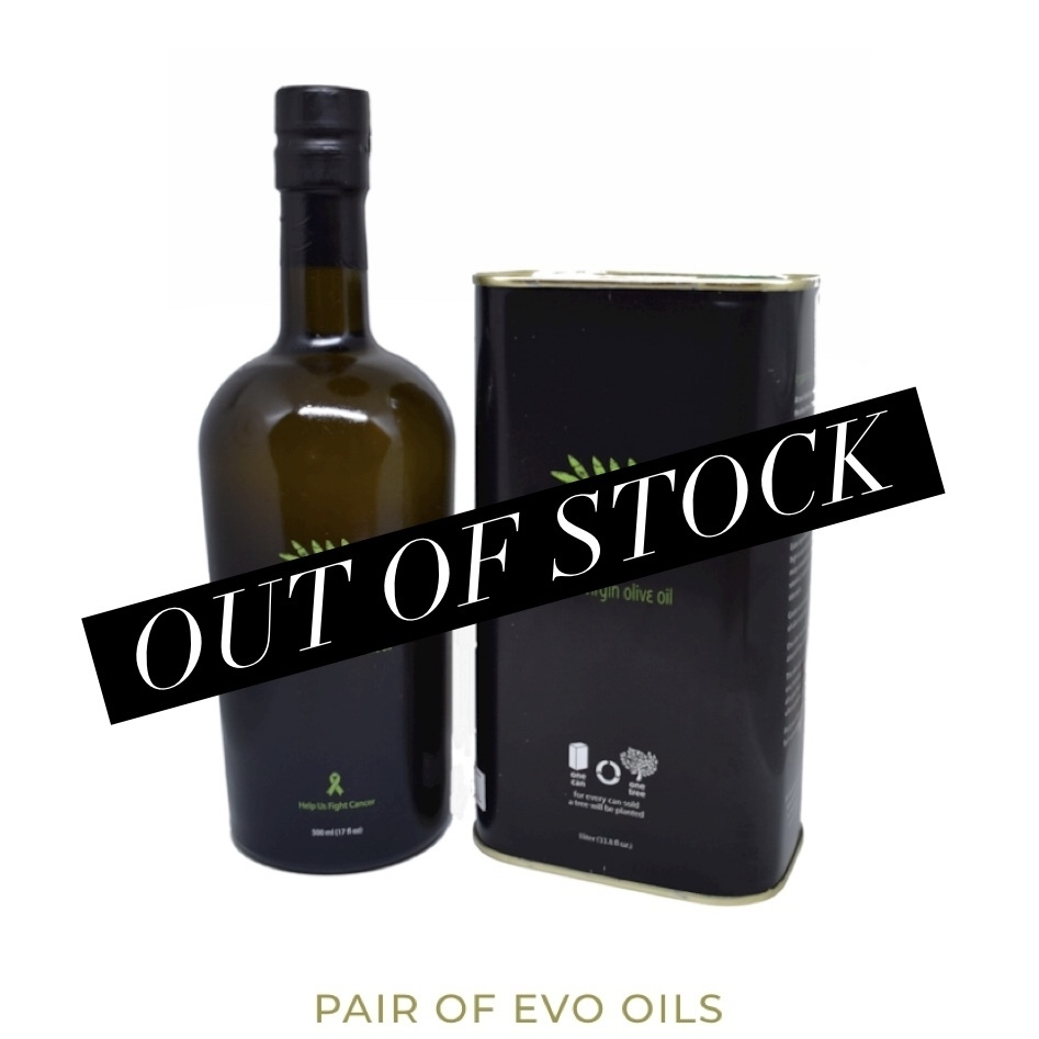 Pair of Evo Oils
