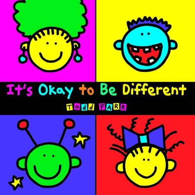 Andy Garland Therapies - Counselling Cardiff - Mental Health Services Cardiff - Cardiff Therapists - recommended resources - it's okay to be different - Todd Park