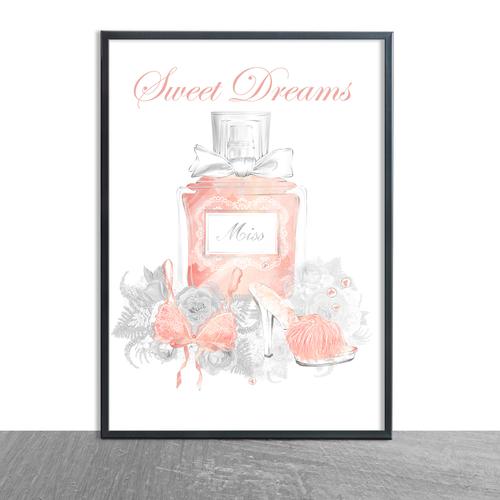 Peach & Grey Perfume