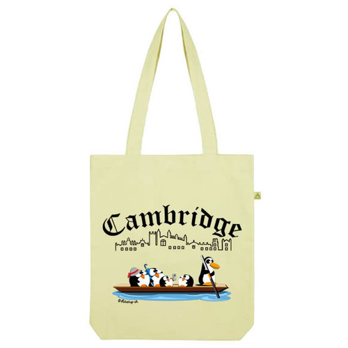 'Punting in Cambridge' Shopper