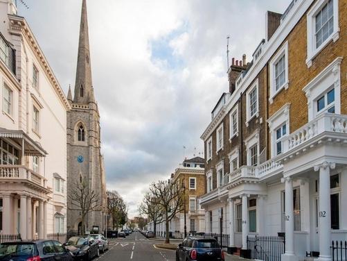 Cambridge Street, Pimlico