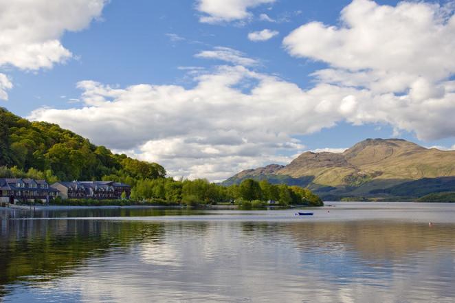 VIP Honeymoon Tour - Loch Lomond