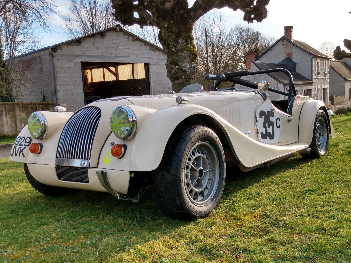 1992 (Pre Cat) Class C Competition Morgan +8 - £29,750.00