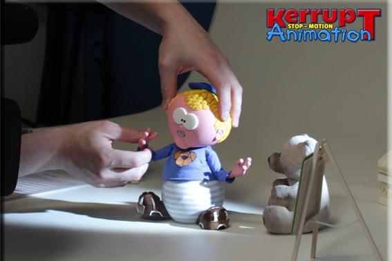 Animation / Little Joe Pilot / Maternal Voiceover