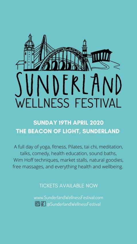 Sunderland Wellness Festival -*Postponed*