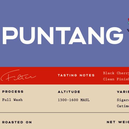 Puntang Full Wash