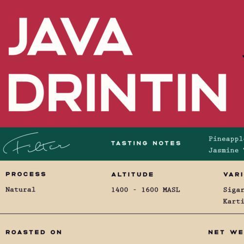 Java Drintin