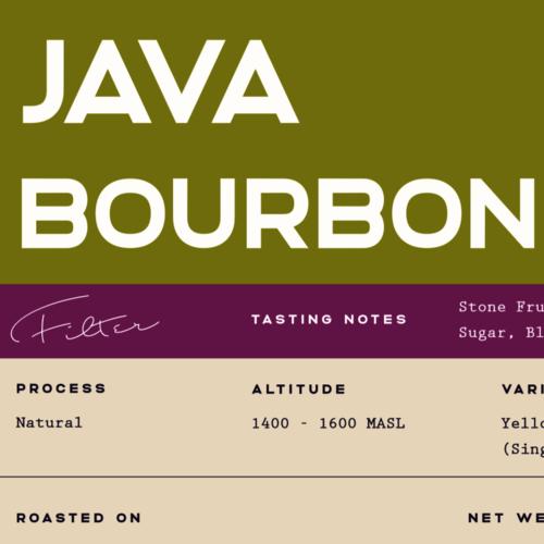 Java Bourbon