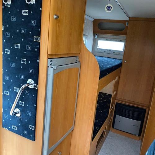 Pilote Atlantis A5 Motorhome 6 Berth 2003 Peugeot Boxer LWB 2.2 HDi 47423 Miles