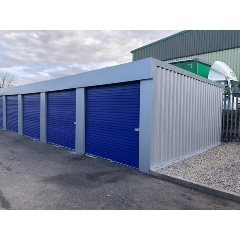 Storage Garages - Gateshead