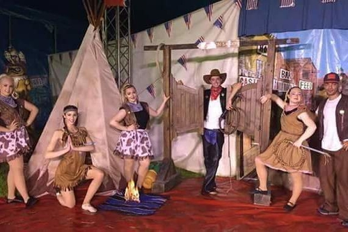 Outdoor themed Show
