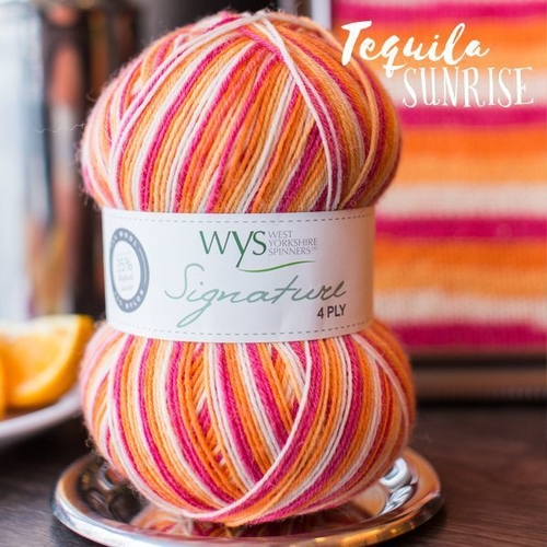 Signature 4 ply Cocktail Collection