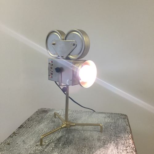 Novelty Movie Camera Lamp