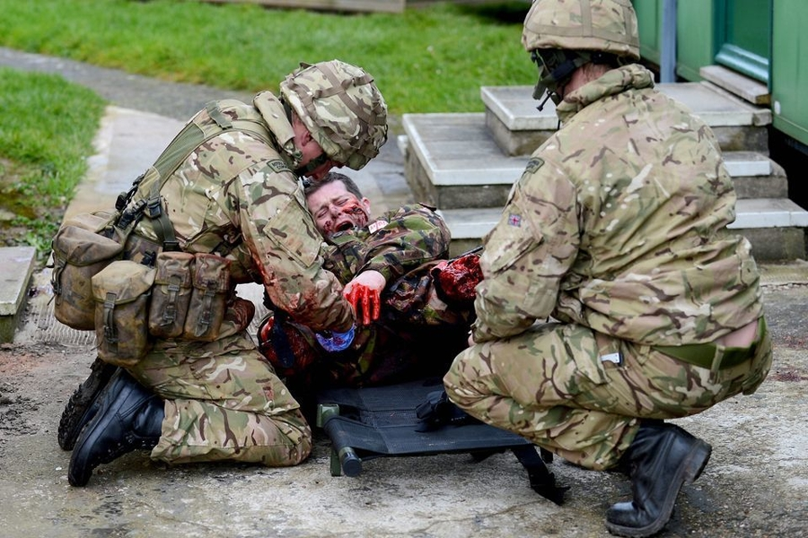 Tactical Combat Casualty Care (TCCC) - AC