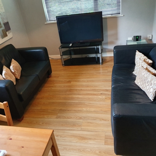 Lansdown Castle Drive 2 bedroom ground floor apartment
