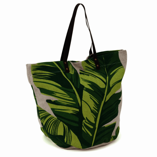 Tropical Craft Bag