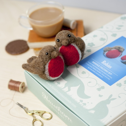 Standard Needle Felting Kit