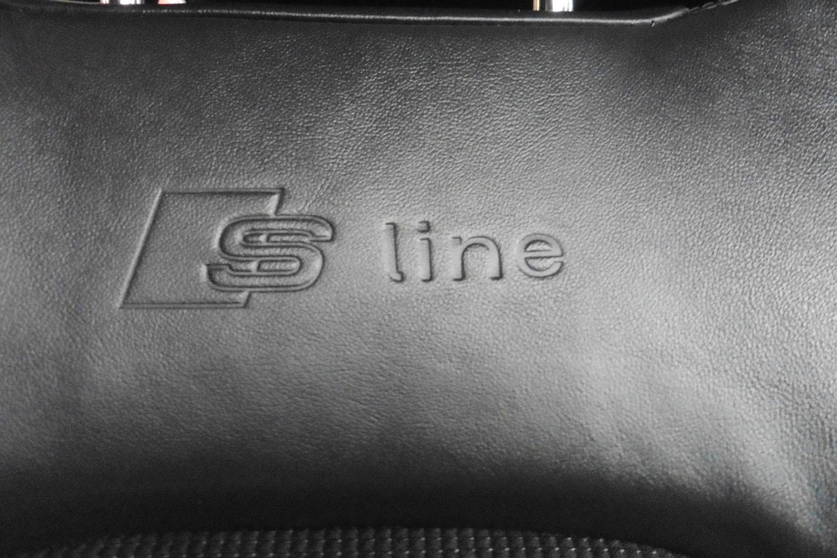 Audi A3 1.8 TFSI S-line Sportback S-Tronic 5dr - Half Leather Interior!