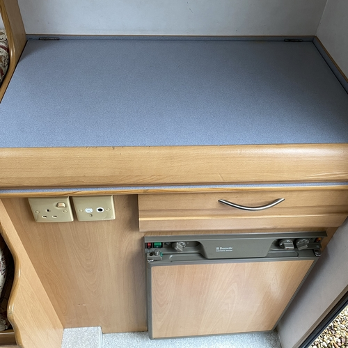 Nu Venture Waves Camper Van Motorhome 4 Berth 2003 (53)reg Fiat Doblo 1.9 JTD 51823 Miles