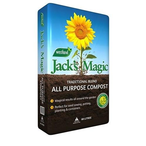 Jack's Magic Compost 60L