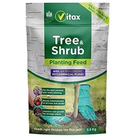 VITAX TREE & SHRUB PLANTING FEED 0.9KG POUCH