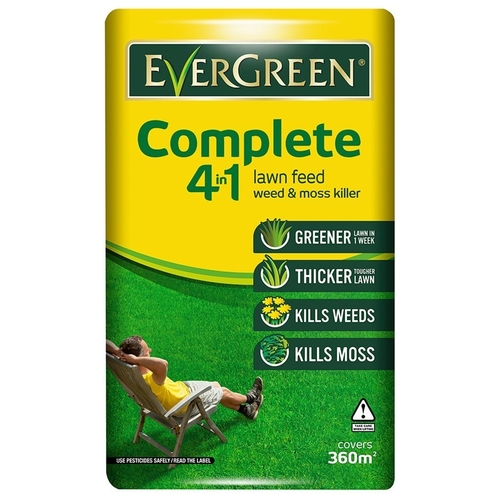 Miracle-gro evergreen complete 4 in 1 360m2