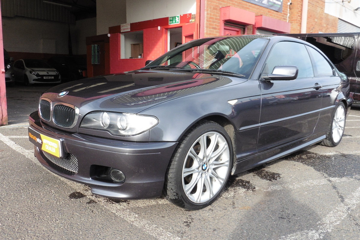 BMW 318Ci M-Sport 2dr - Full Leather Interior - 6 CD Changer