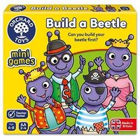 Build a Beetle Mini Game