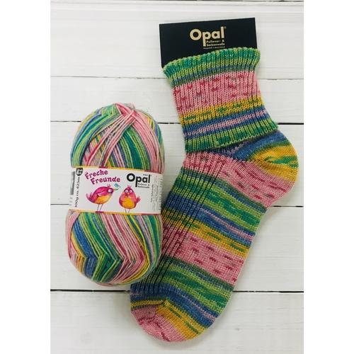 Opal 4ply Naughty Friends