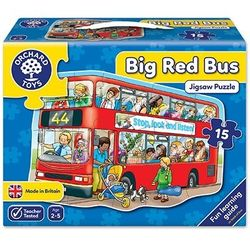 Big Bus Jigsaw Puzzle