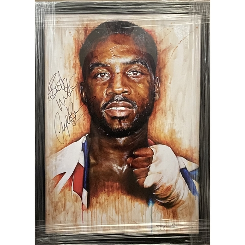 Nigel Benn by Jay Connolly