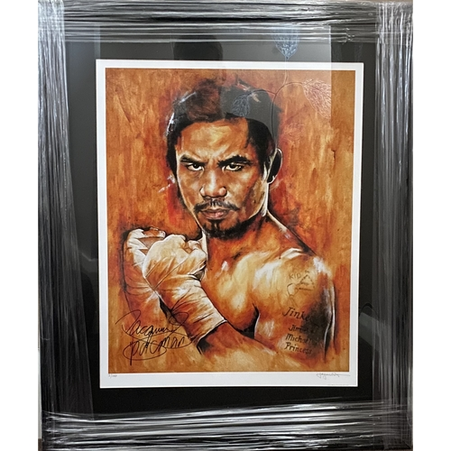 Manny Pacquiao by Jay Connolly