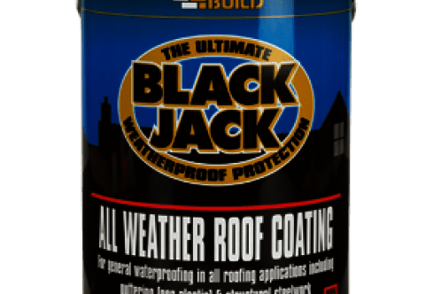 Everbuild 905 Black Jack All Weather Roof
