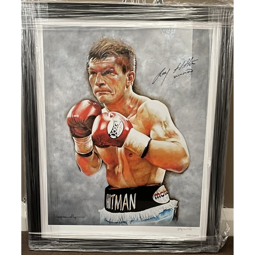 Ricky Hatton by Jay Connolly
