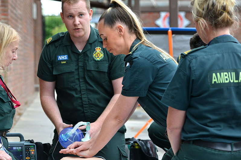 Associate Ambulance Practitioner
