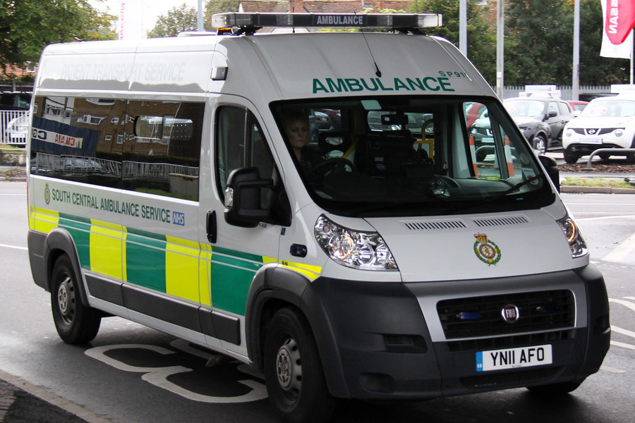 Patient Care Services: Ambulance Driving