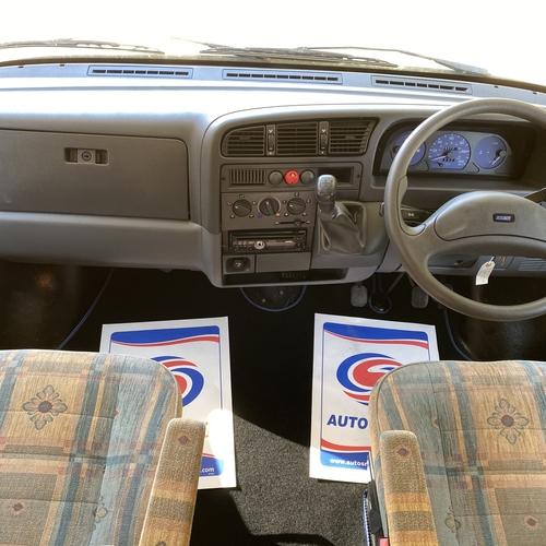 Swift Sundance 590RL Motorhome 4 Berth Rear L shaped lounge 2000(X) Fiat Ducato 2.8TD 52728 miles