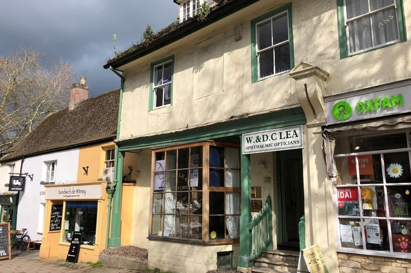 Retail Unit - Witney - 306 sq.ft. (28.43 sq.m.) - TO LET