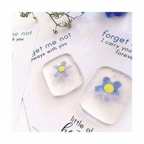 Pocket Flower Forget Me Not