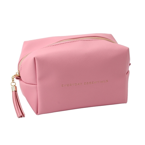 Willow and Rose Wash Bag Pink