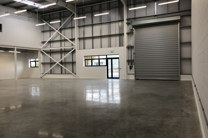 Unit B5 Grove Business Park, Wantage  -6,482 sq.ft. (602 sq.m.) - TO LET
