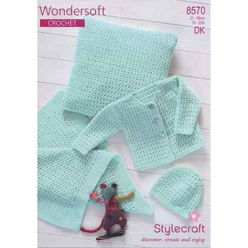 8570 Wondersoft DK Pattern