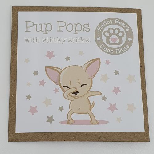 Pup Pops!