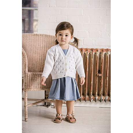 9284 Special for Babies DK Pattern