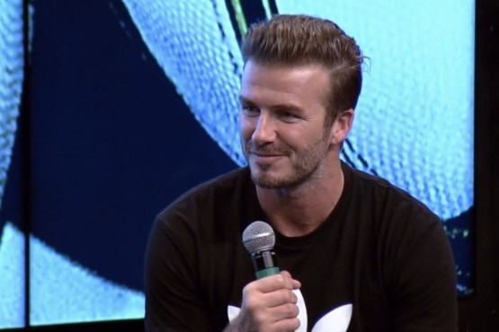 Questions I Keep Getting Asked About David Beckham