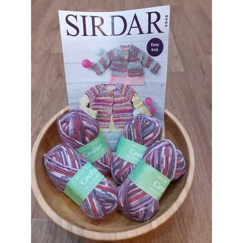 Sirdar Snuggly Crofter Bundle 1